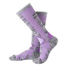 Men Women Winter Warm Sports Hiking Socks Thermal Snow Ski Long Cotton Socks