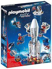 Rp624 Playmobil 6195 Base de Lancement avec fusee