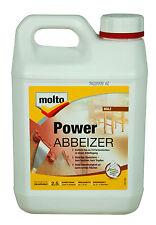 Molto Power Abbeizer 2,5 Liter Lackbeizer Lackabbeizer Farbabbeizer