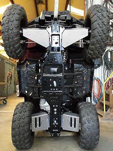 Polaris Sportsman 570 SP-16-19 Stick Guards Front & Rear  4 pc