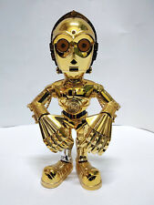 MEDICOM TOY STAR WARS C3PO Vinyl Collectible USED