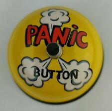 Panic Button customer service Bell gag gift novelty table white elephant