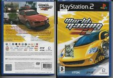 WORLD RACING 2 PLAYSTATION 2 PS2 [2005] nuovo sigillato