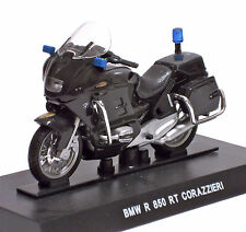 1:24 DIE CAST MODEL MOTO BMW R 850 RT CORAZZIERI CARABINIERI