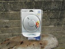 Sony DEJ011 Portable CD Player - CD Walkman in silver - In packaging