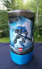 NEW Lego Bionicles Rahkshi Guurahk (8590) blue UNOPENED sealed RETIRED