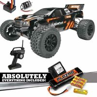 NEW HPI 116112 1/10 Jumpshot ST Stadium Truck 2WD RTR w/Radio/Battery/Charger