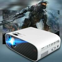 4K 1080P HD WiFi Bluetooth 3D LED Mini Home Cinema Video Projector 18000 Lumens