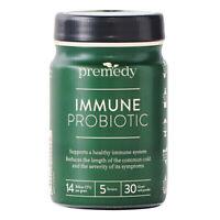 Premedy Immune Probiotic 30g Gut Health | 14 Billion No-refrigeration