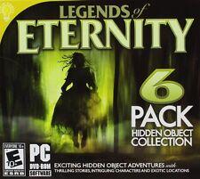 Legends Of Eternity PC Games Windows 10 8 7 XP Computer hidden object pack