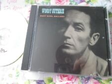 Woody Guthrie ‎– Dust Bowl Ballads Rounder Records CD 1040 CD Album