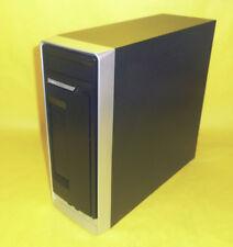 NEW HIGH POWER® 400W 80plus PCIe PSU w/ Slim Mini-ITX Tower/Micro ATX Tower Case