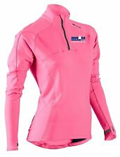 IRONMAN Boulder 2014 Women's FINISHER MidZero Zip - Pink by Sugoi - Size X Small