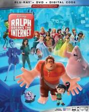 RALPH BREAKS THE INTERNET (BLU RAY) Region free