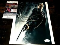 Bruce Willis Signed 8X10 Sin City Photo JSA COA Autograph Authentic