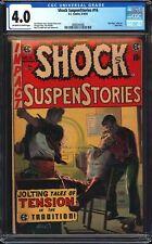 Crime SuspenStories 16 CGC 4.0