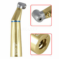 Dental NSK Type Contra Angle E-generator LED Slow Low Speed Handpiece 1:1 sale G