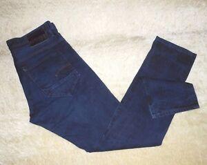 Mens G-Star Raw 3301 New Radar Slim Jeans - Size 33x32