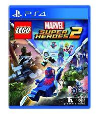 PS4 Spiel LEGO Marvel Superheroes 2 NEUWARE