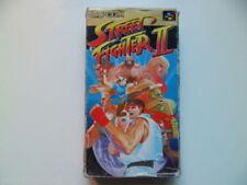 Jeux vidéo Street Fighter pour Nintendo SNES
