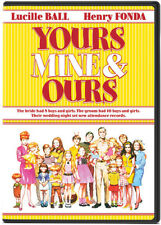 Yours, Mine and Ours [New DVD]