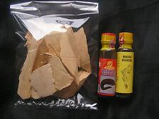 TRIAL PACK 50g Tongkat Ali Chips & 1x27ml Leech Oil & 1x27ml Mudskipper Oil