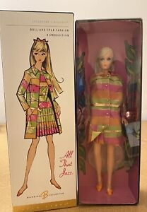 All That Jazz Gold Label Barbie TNT Reproduction