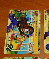 KO Carddass 88 Street Fighter II/' Turbo