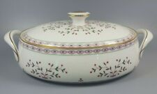 ROYAL CROWN DERBY BRITTANY A1229 COVERED VEGETABLE DISH / TUREEN