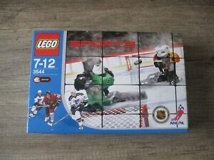 lego sports hockey slammer 3544 boite neuve 2003 NHL