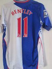2007-2008 Blackburn Rovers Bentley Home Football Shirt Size Large /41293