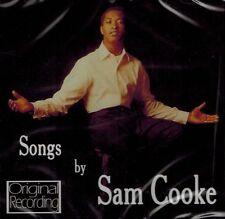 CD NEU/OVP - Sam Cooke - Songs By Sam Cooke