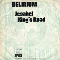 "Delirium - Jesahel / King's Road (7"", Single) Vinyl Schallplatte 24697"
