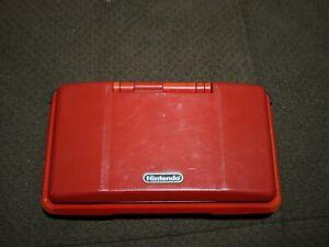 Nintendo DS Original Red Tested Works