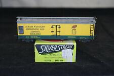 Silver Streak Northwestern Reefer Kit Wood S419-345 HO Scale Built Kit