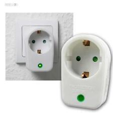 �œberspannungsschutz, Steckdose als Zwischenstecker 230V, Schutz vor �œberspannung
