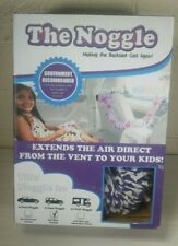 BRAND NEW The Noggle Extend Air Conditioner Heat to Your Kids 8 ft Purple White