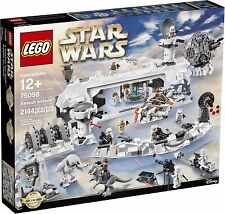 Lego Star Wars 75098 Assault on Hoth - Brand New Factory Sealed