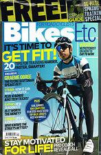BIKE ETC Magazine #18 April 2016 Road Cycling GRAEME OBREE + Training Guide @NEW