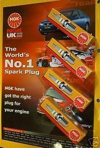 MAZDA MX5 1600CC dohc & 1800CC 130BHP NGK SPARK PLUGS