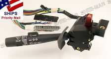 SM232A Wiper Dimmer Multifunction Turn Signal Switch  NON CRUISE 95-02