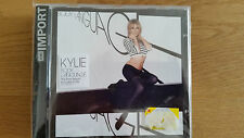 Kylie Minogue- Body Language CD 2003- Slow, Chocolate, Red blooded woman