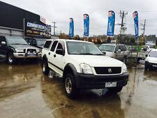 Holden Rodeo Dealer Manual Passenger Vehicles