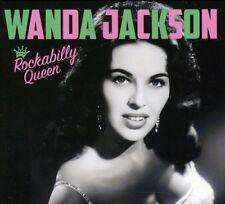 CD musicali rockabilly wanda jackson