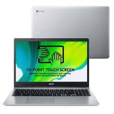 "Acer Chromebook CB315-3HT 15.6"" FHD Laptop Silver N5000 4GB 64GB NX.HKCEK.002 #B"