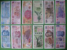LOT of 30 Mexican Mini Play Money Bills.Pretend Money NEW/BILLETITOS DE JUGUETE