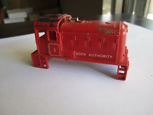 TRIANG Railways R253 Industrial switcher body shell - number 3