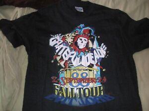 RARE Vintage 1988 Grateful Dead Fall Tour T Shirt L Rick Griffin