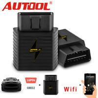 AUTOOL A5 WIFI ELM327 OBDII Code Reader Car Engine Scanner Engine Android IOS