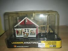 Woodland Scenics HO Landmark Structures Country Store Expansion BR5031